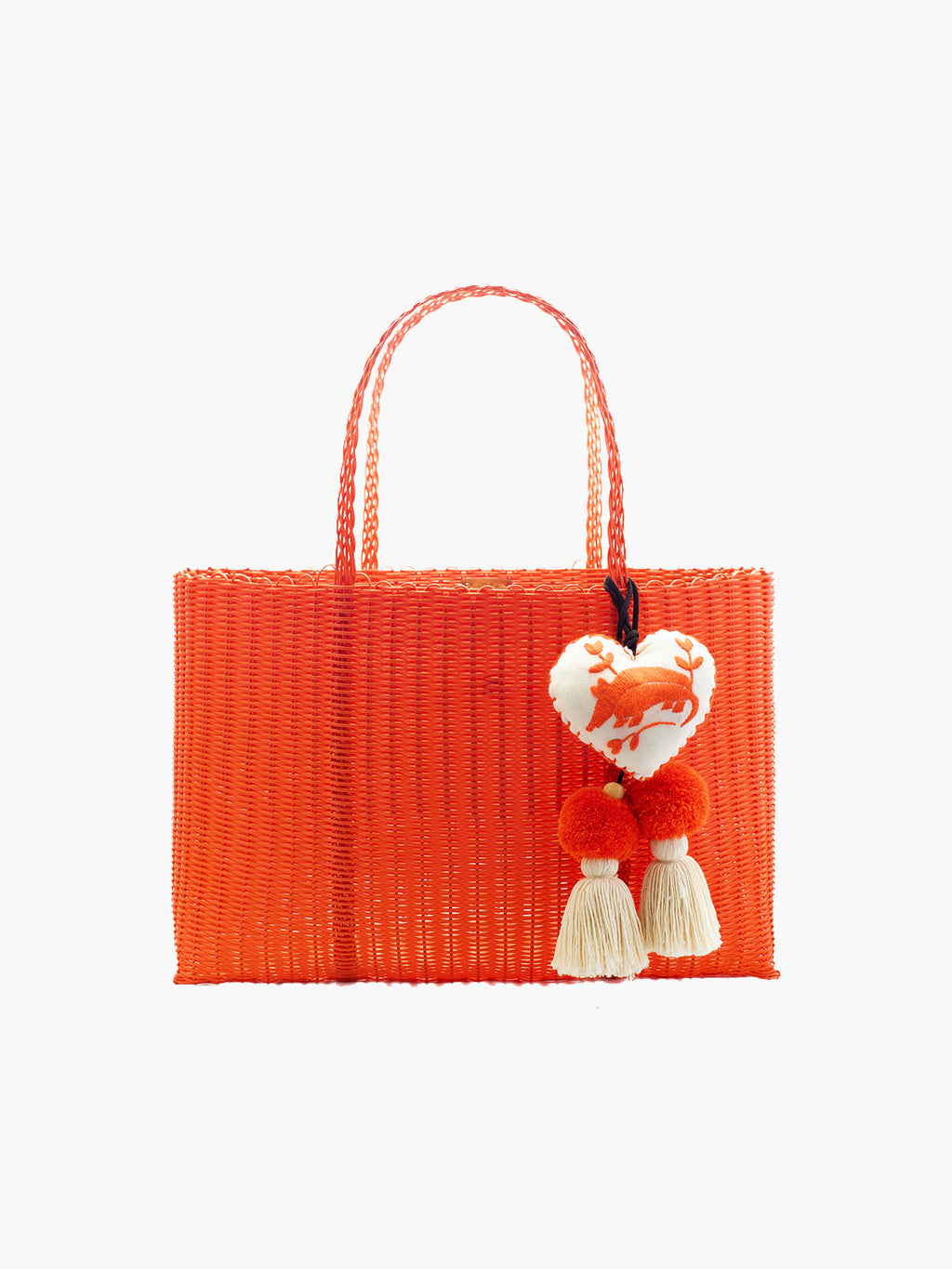 Otomi Beach Tote XL | Orange