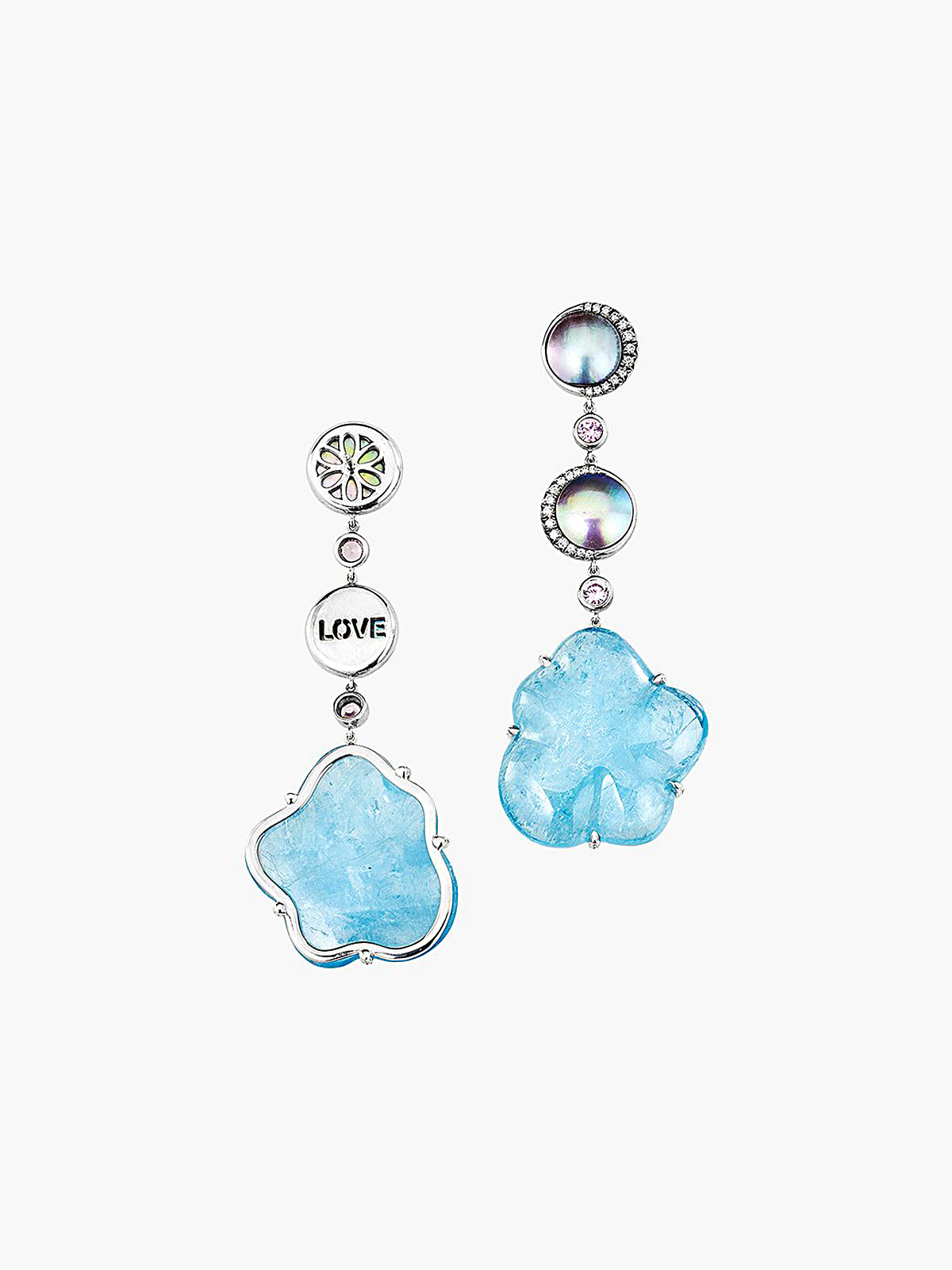 Cloud 9 Earrings Cloud 9 Earrings