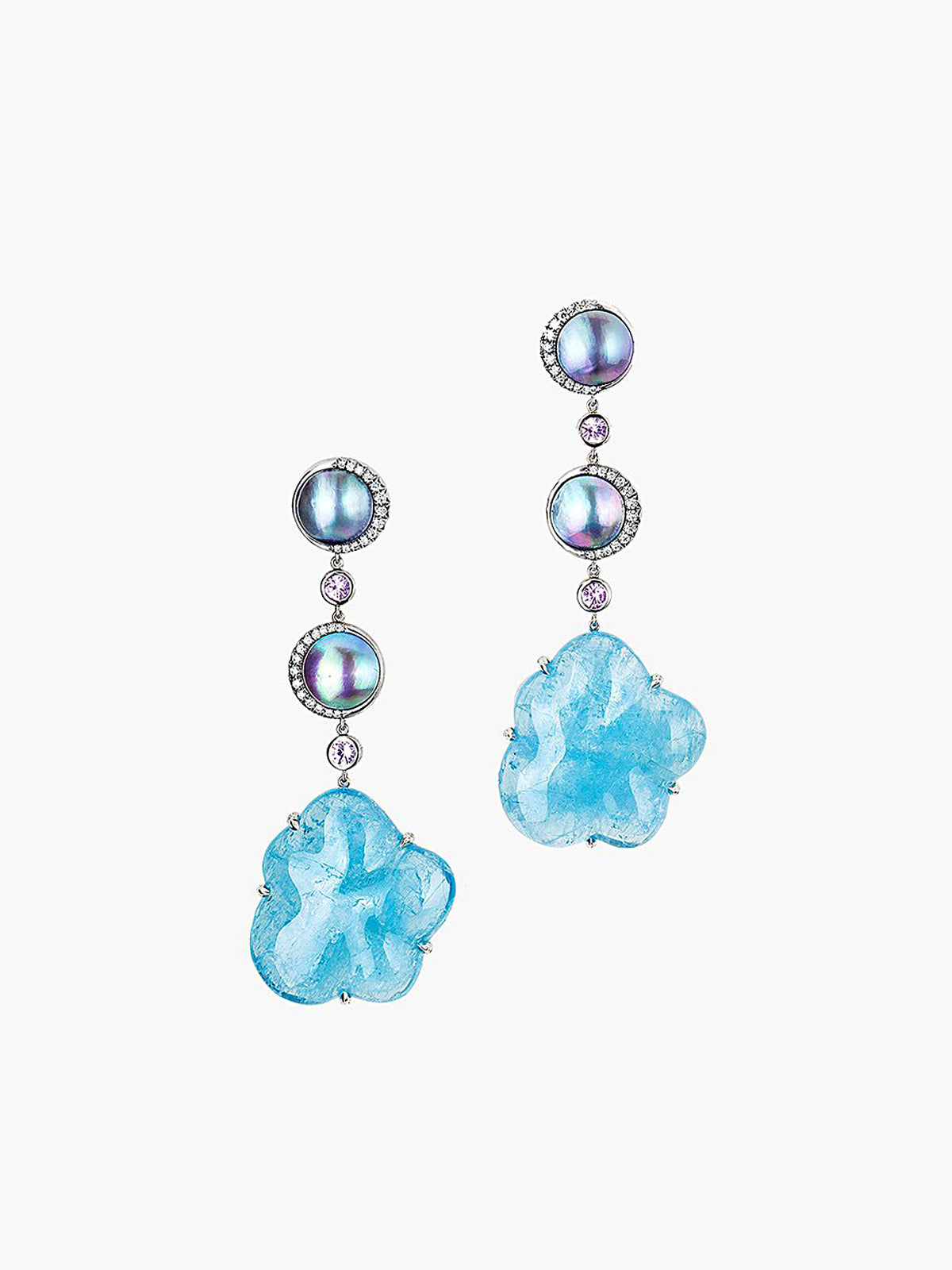 Cloud 9 Earrings