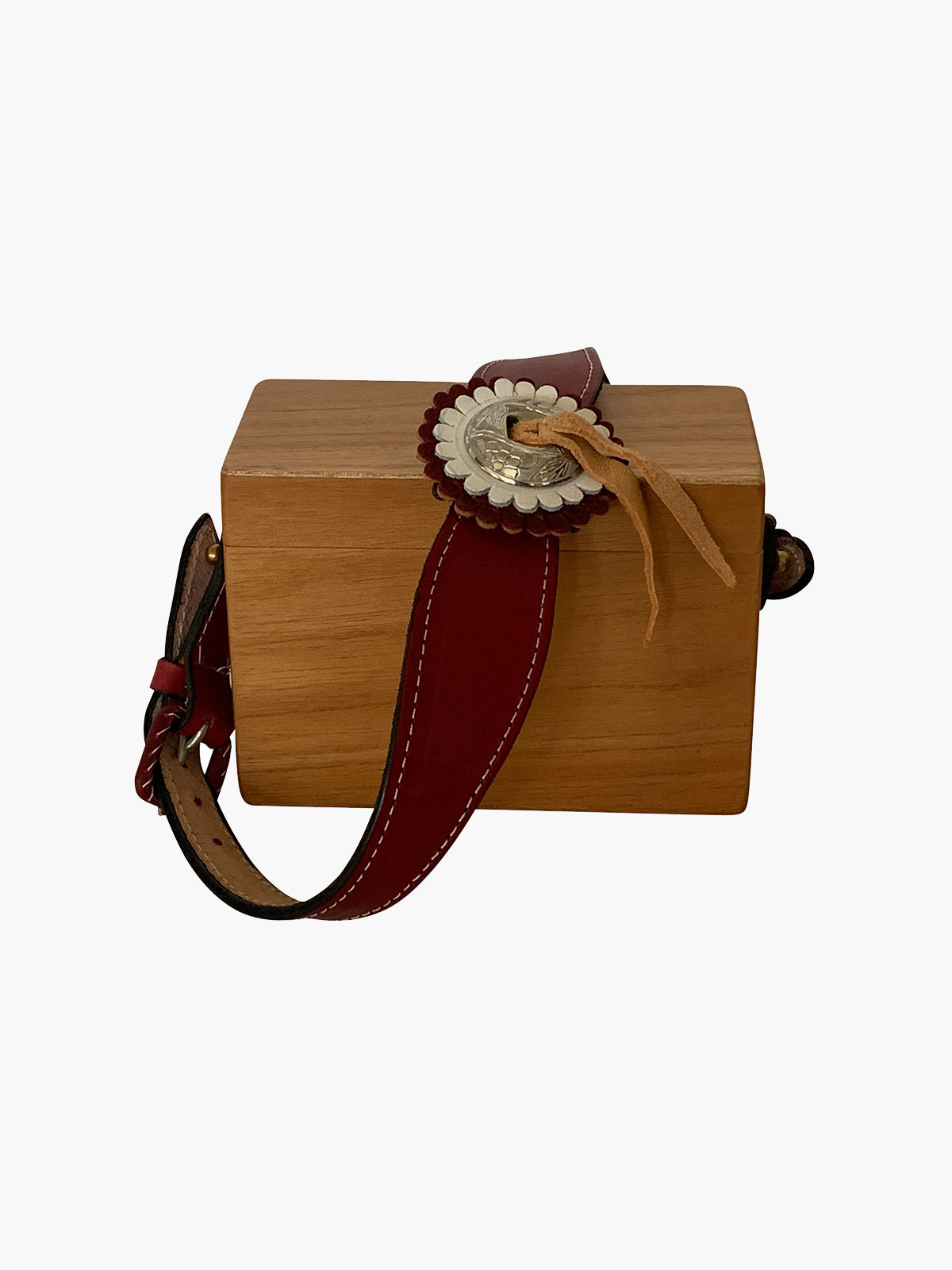 Ladrillo Box Bag | Cedar Wood