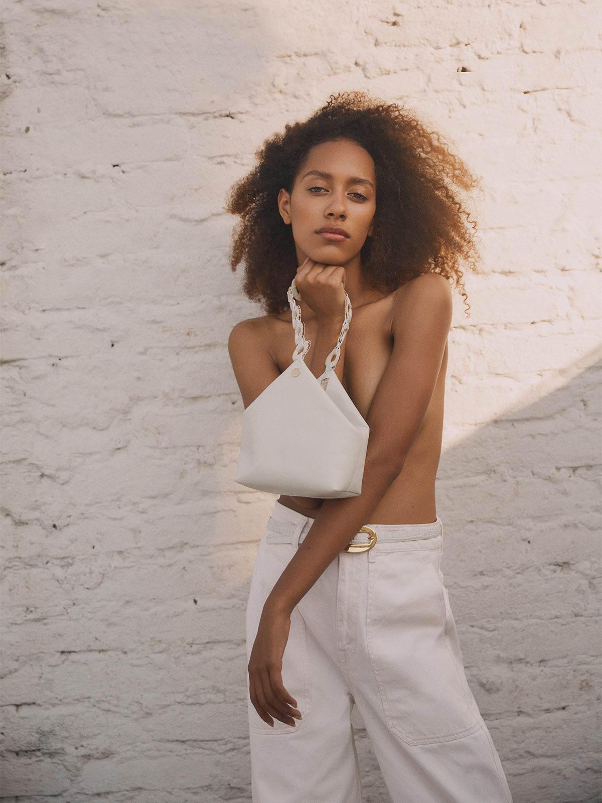 La Fortuna Bag | White