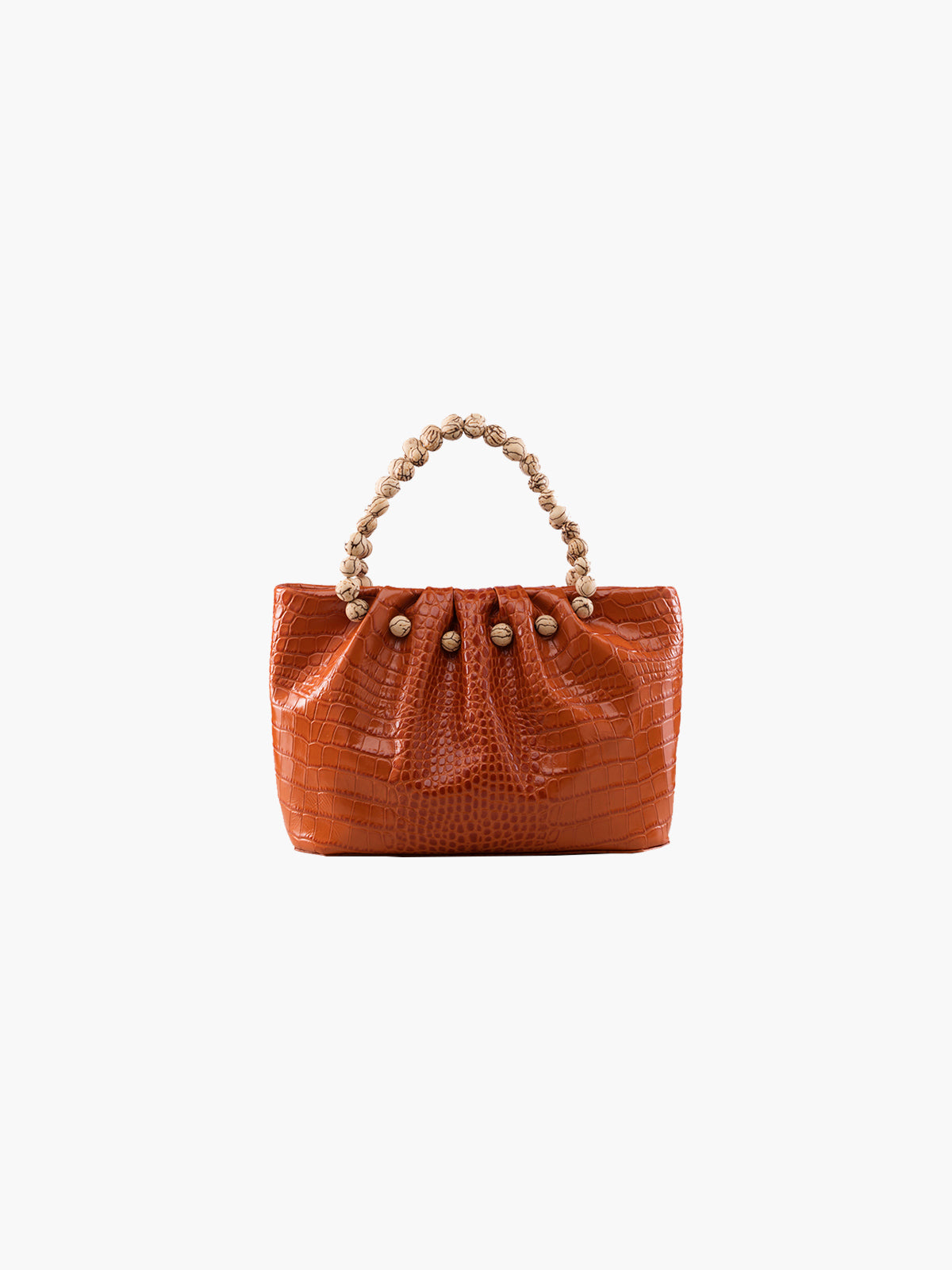 Las Islas Bag | Croc Orange