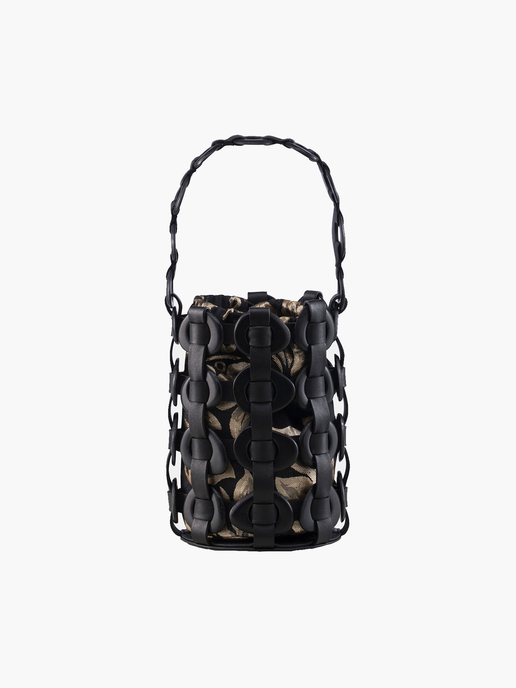 Tagua Bucket Bag | Black