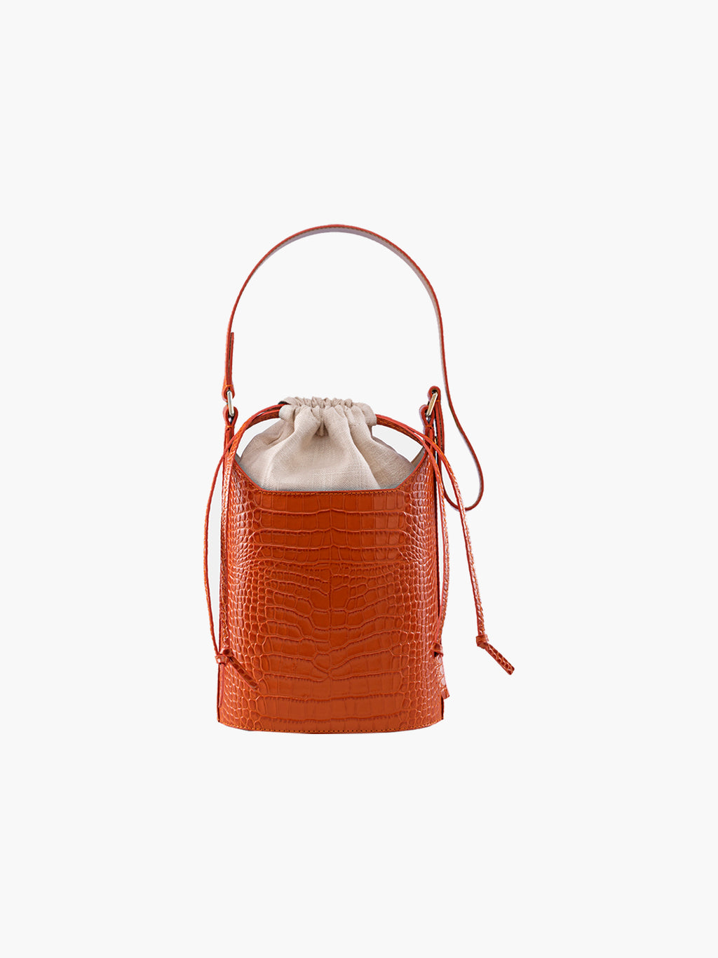 Xintra Bag | Croc Orange