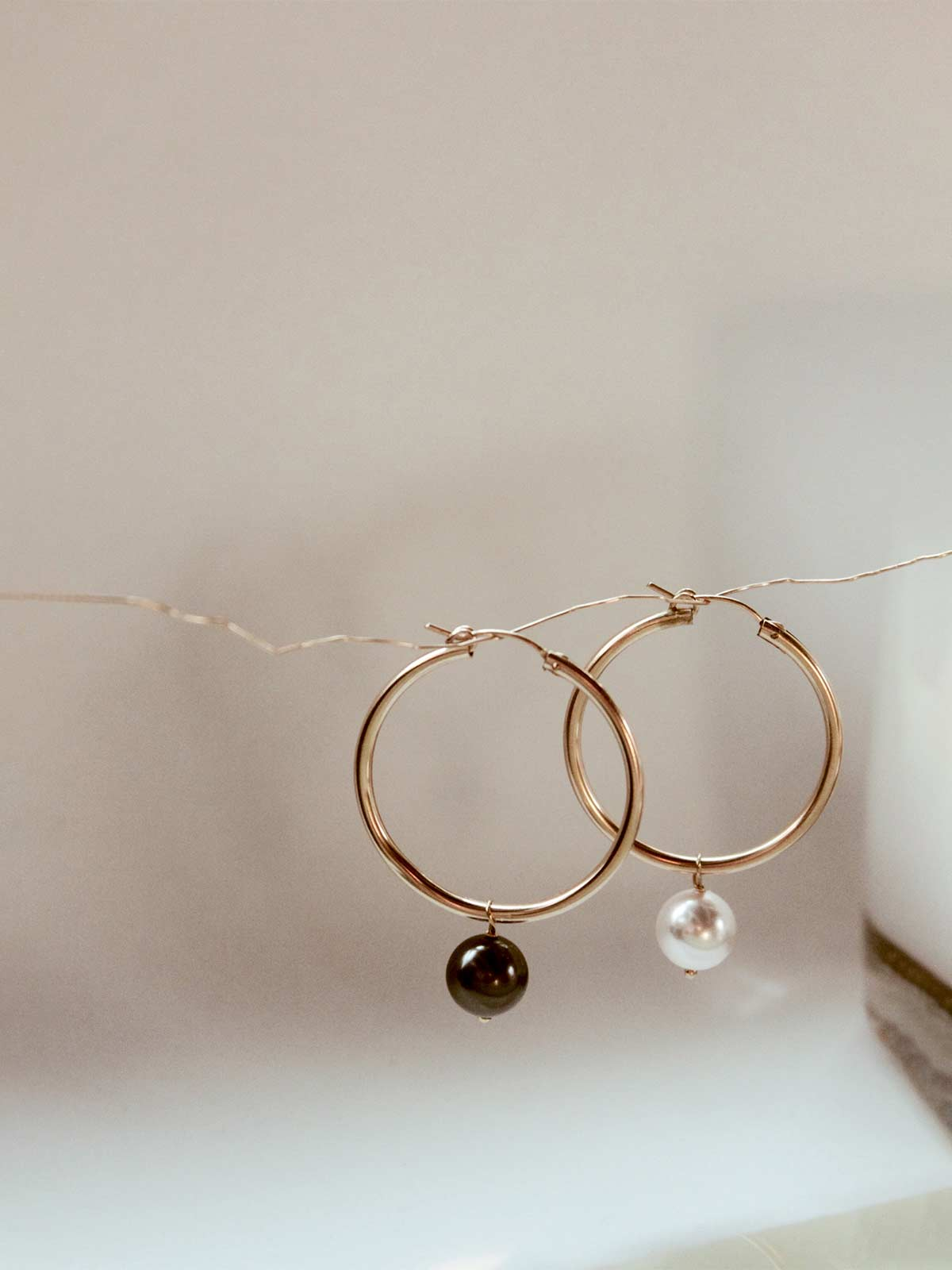 Agra Mismatched Hoops