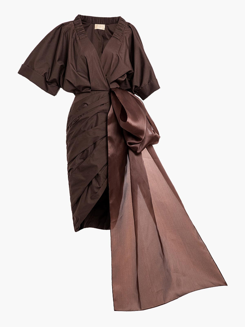 Anhelo Dress | Brown