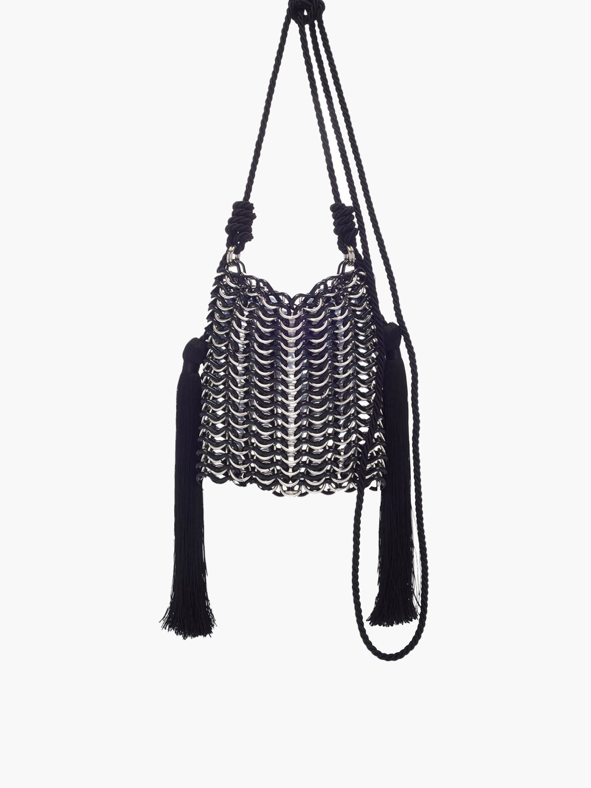 Luisella Shell Bag | Black