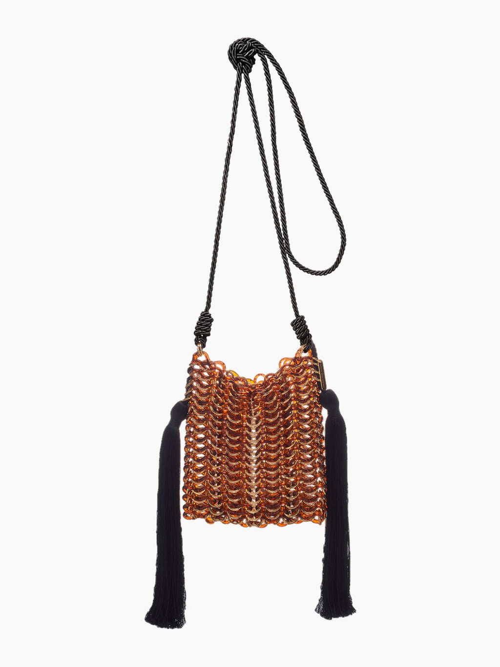 Luisella Shell Bag | Brown