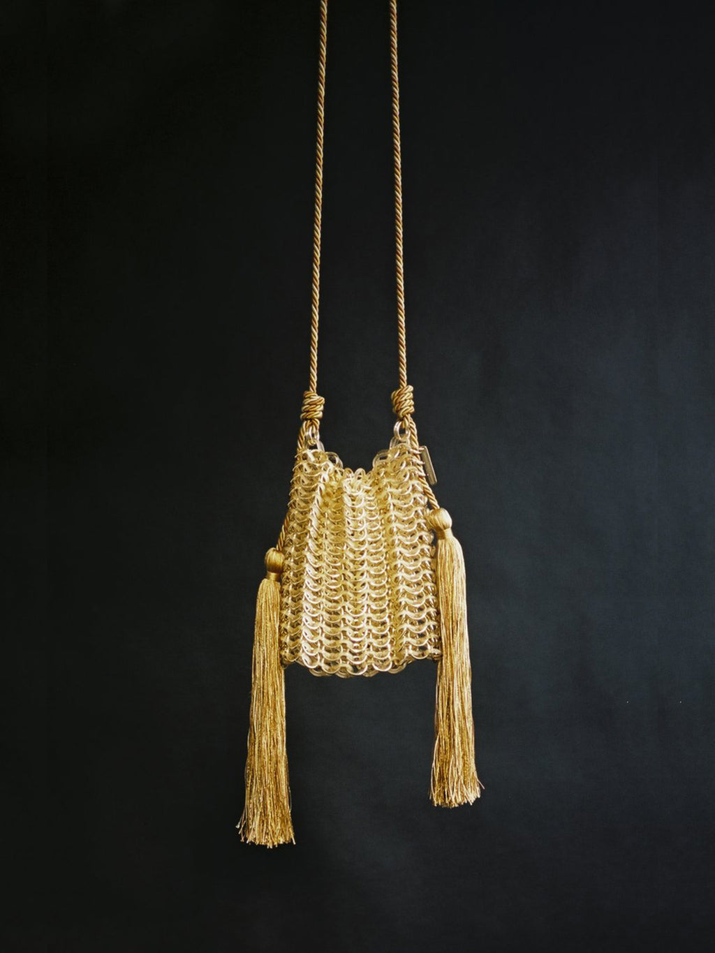 Luisella Shell Bag | Light Amber