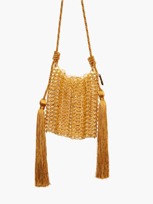 Luisella Shell Bag | Light Amber Luisella Shell Bag | Light Amber