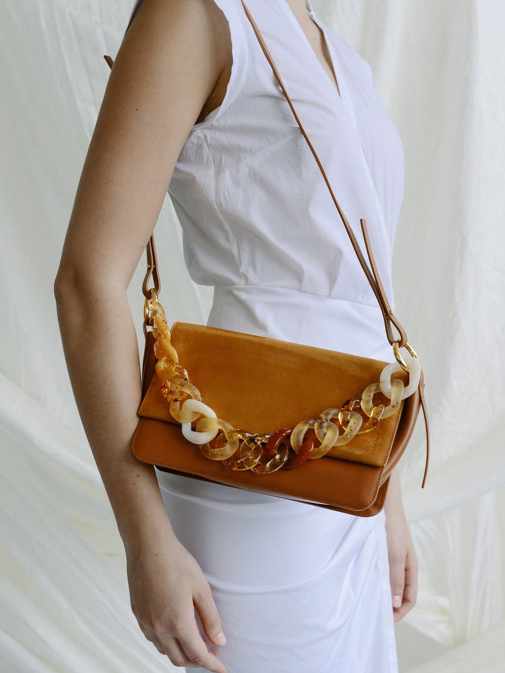 Sofia Crossbody | Tan