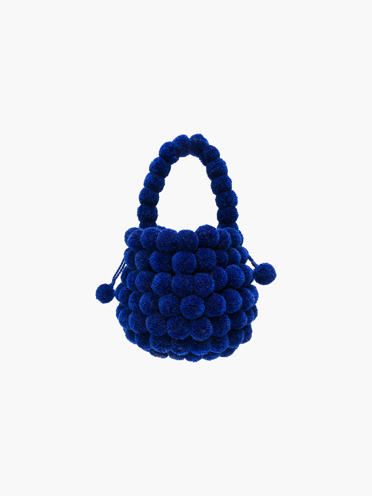 Mochila Multi Pompom Bag | Blue