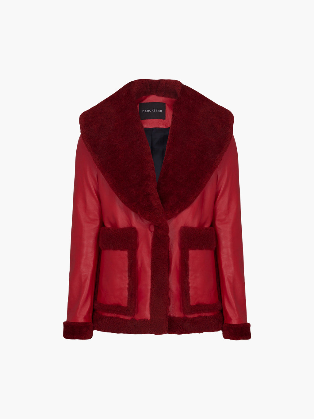 Floyd Jacket | Red