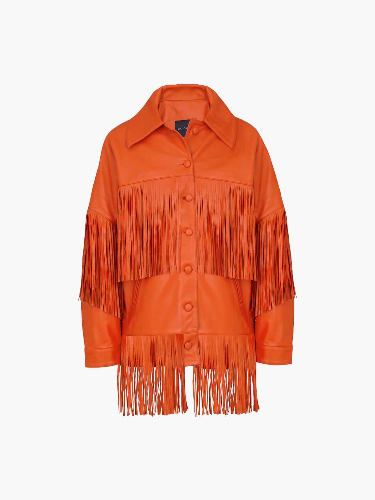 Loretta Jacket | Orange