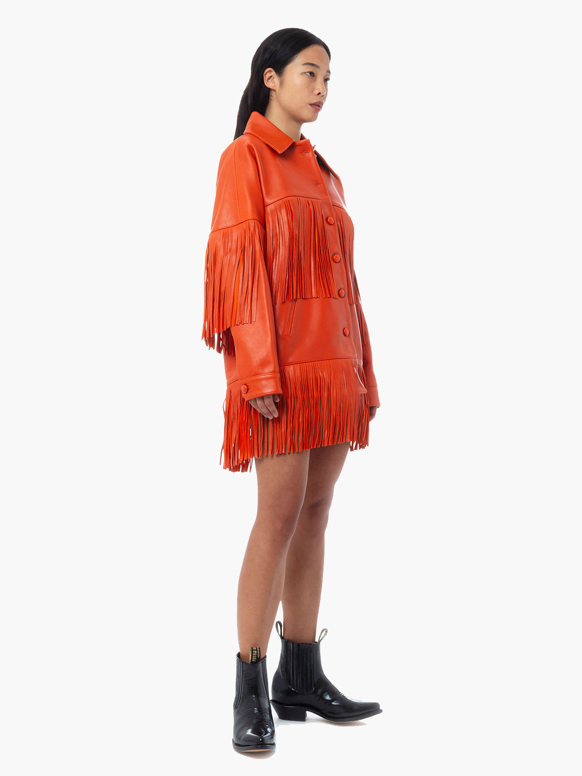 Loretta Jacket | Orange Loretta Jacket | Orange
