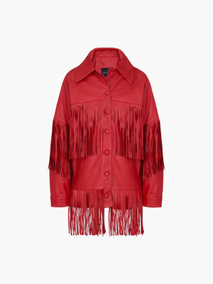 Loretta Jacket | Red Loretta Jacket | Red