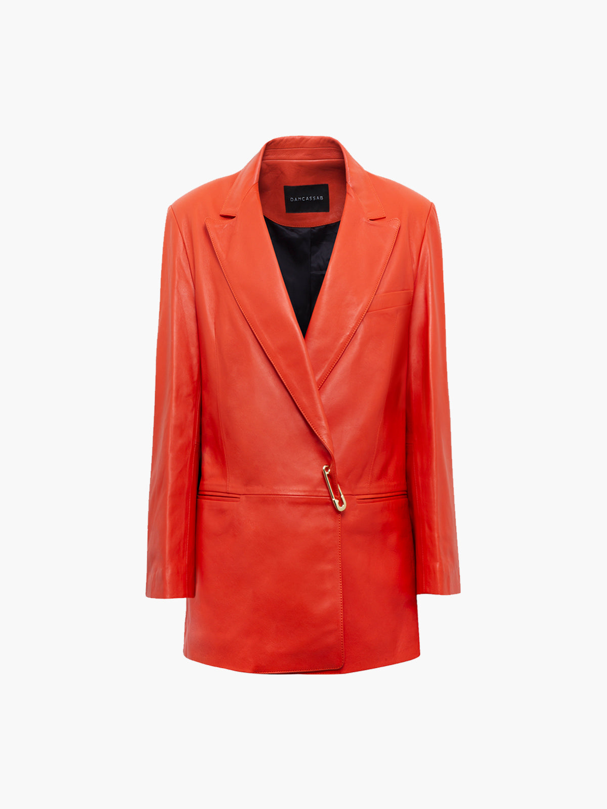 Marlene Blazer | Orange