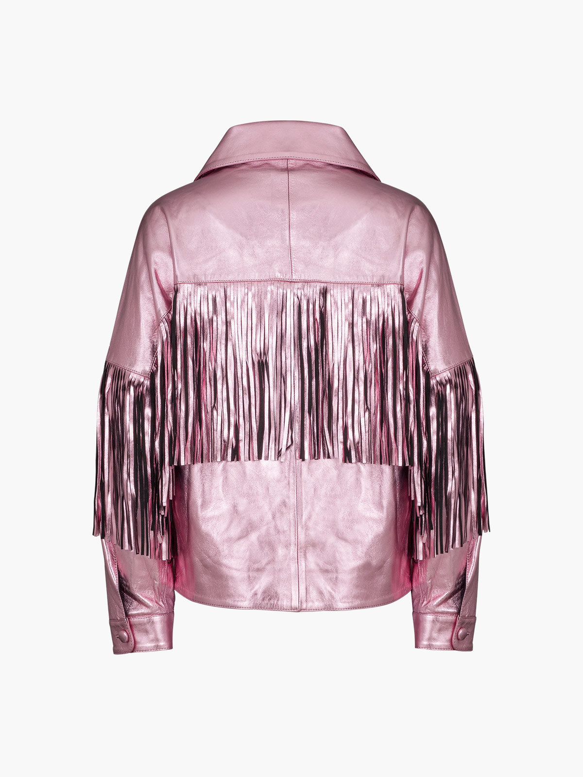 Taylor Jacket | Metallic Pink Taylor Jacket | Metallic Pink