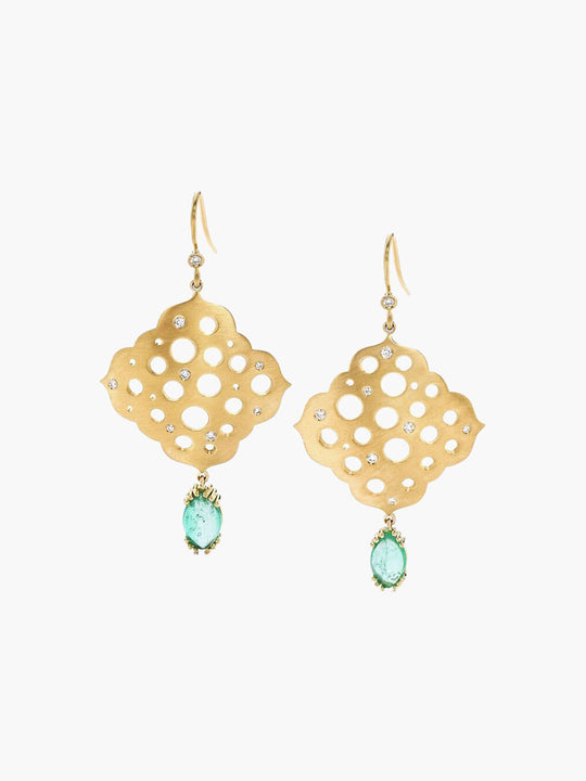 Oculus Agra Earrings