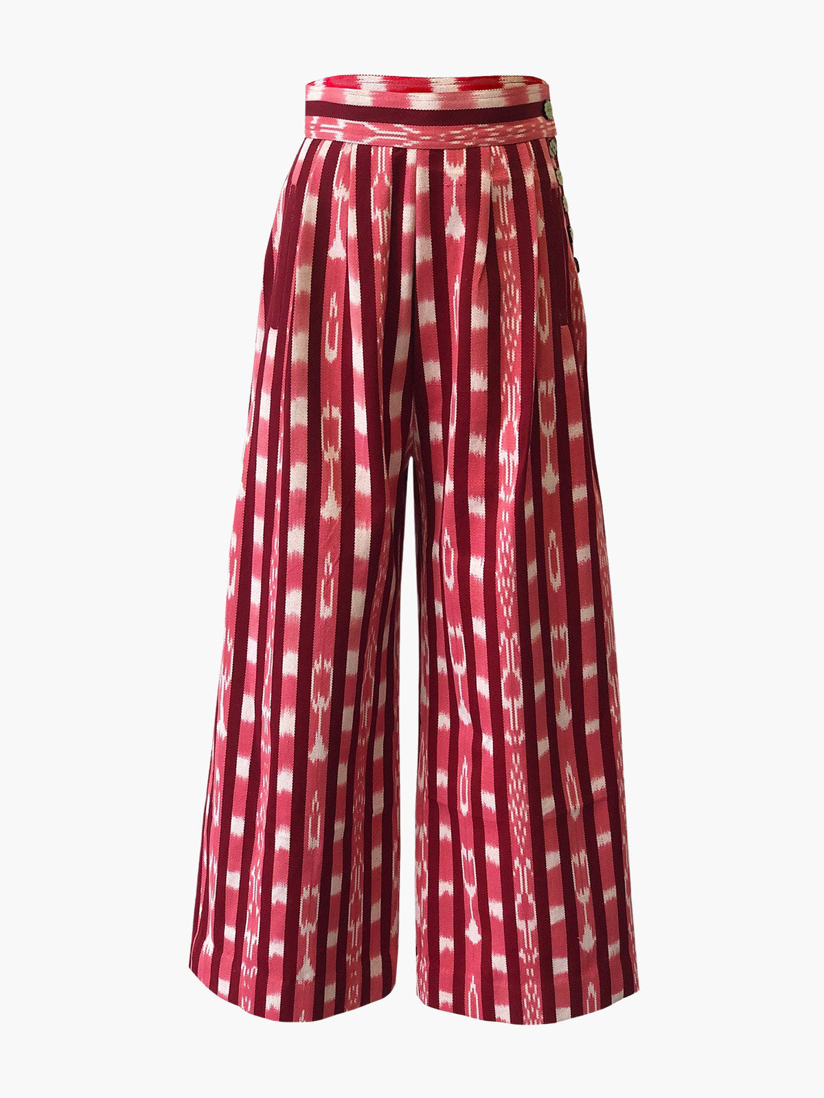 Pink City Trousers