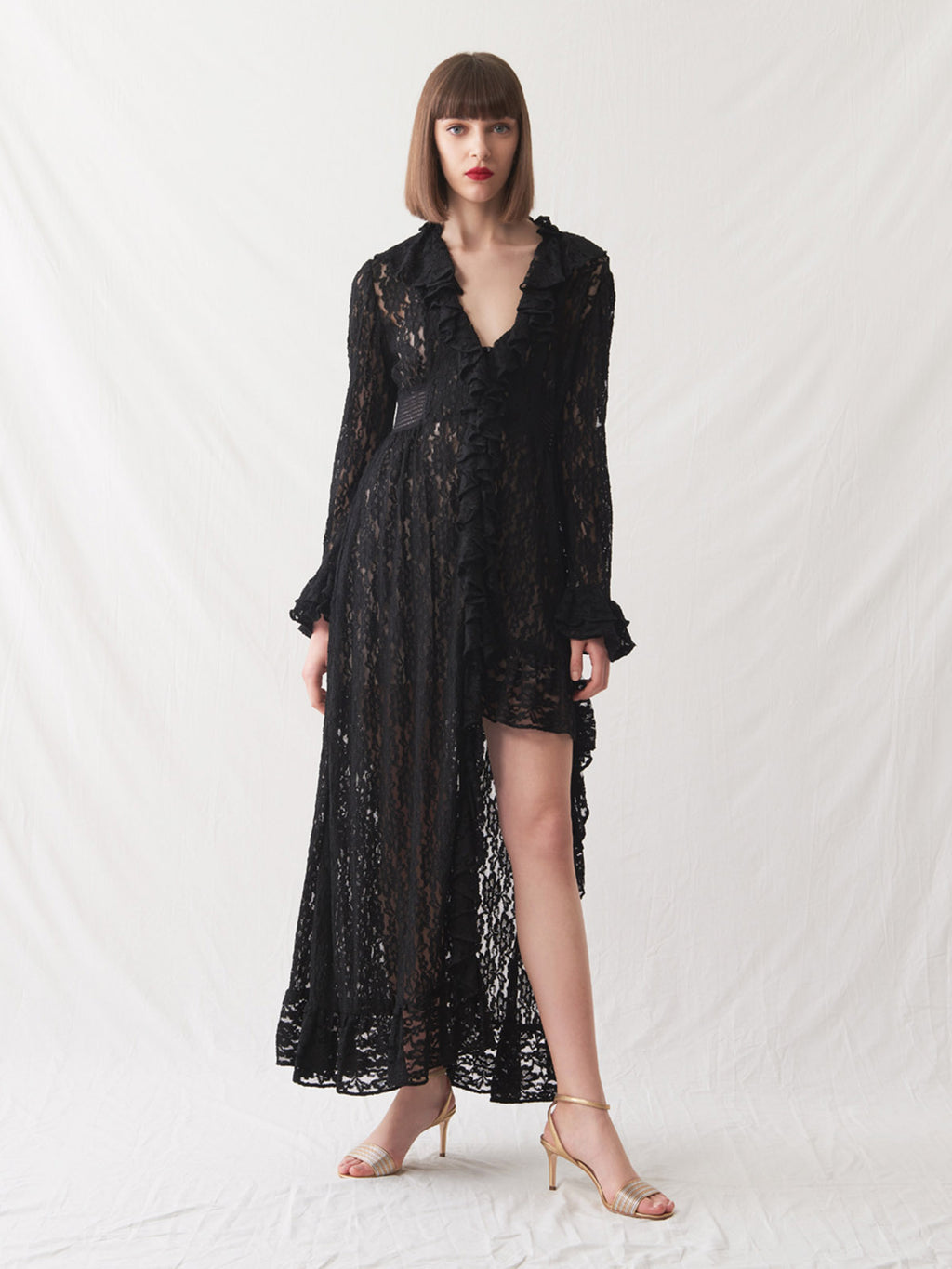 Barents Dress | Black