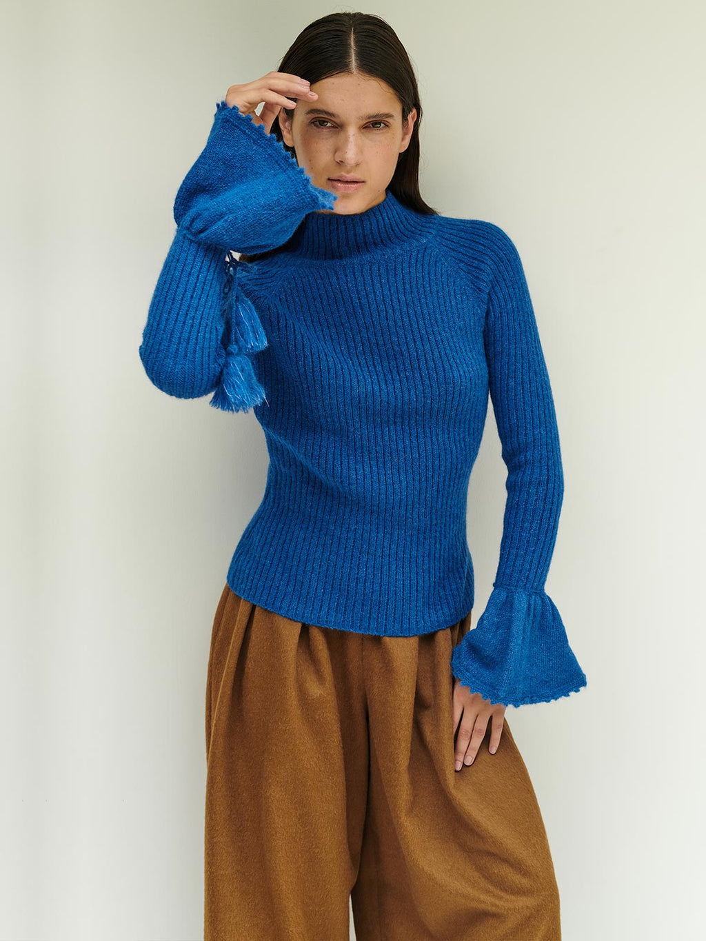 Buju Sweater | Electric Blue