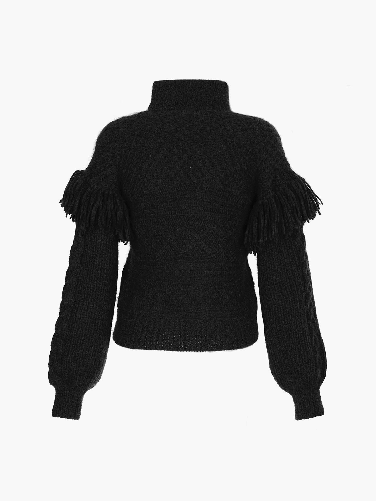 Clo Sweater | Black Clo Sweater | Black