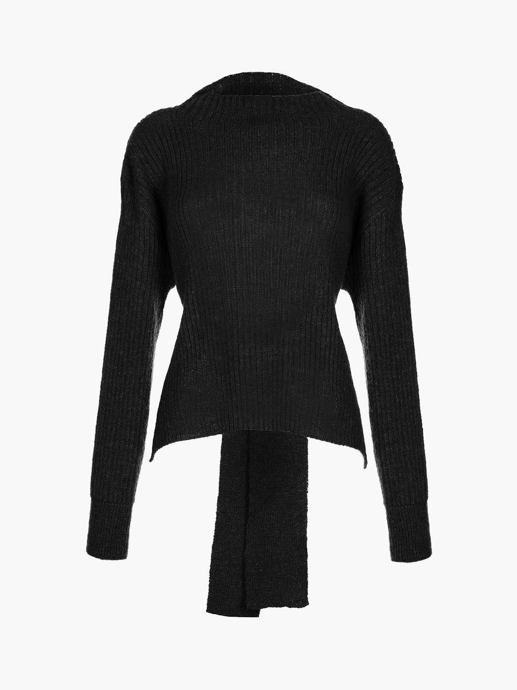 Melania Sweater | Black