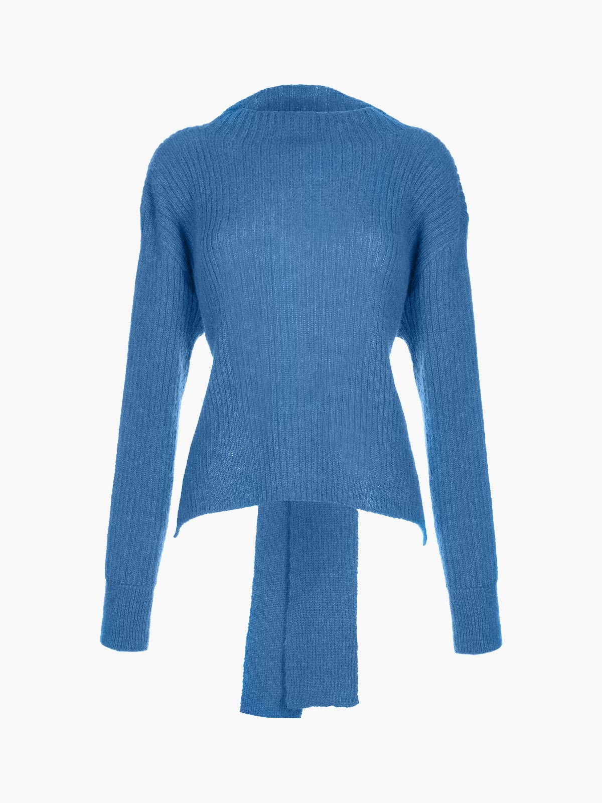 Melania Sweater | Electric Blue