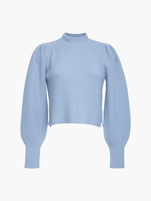 Mia Sweater | Powder Blue Mia Sweater | Powder Blue