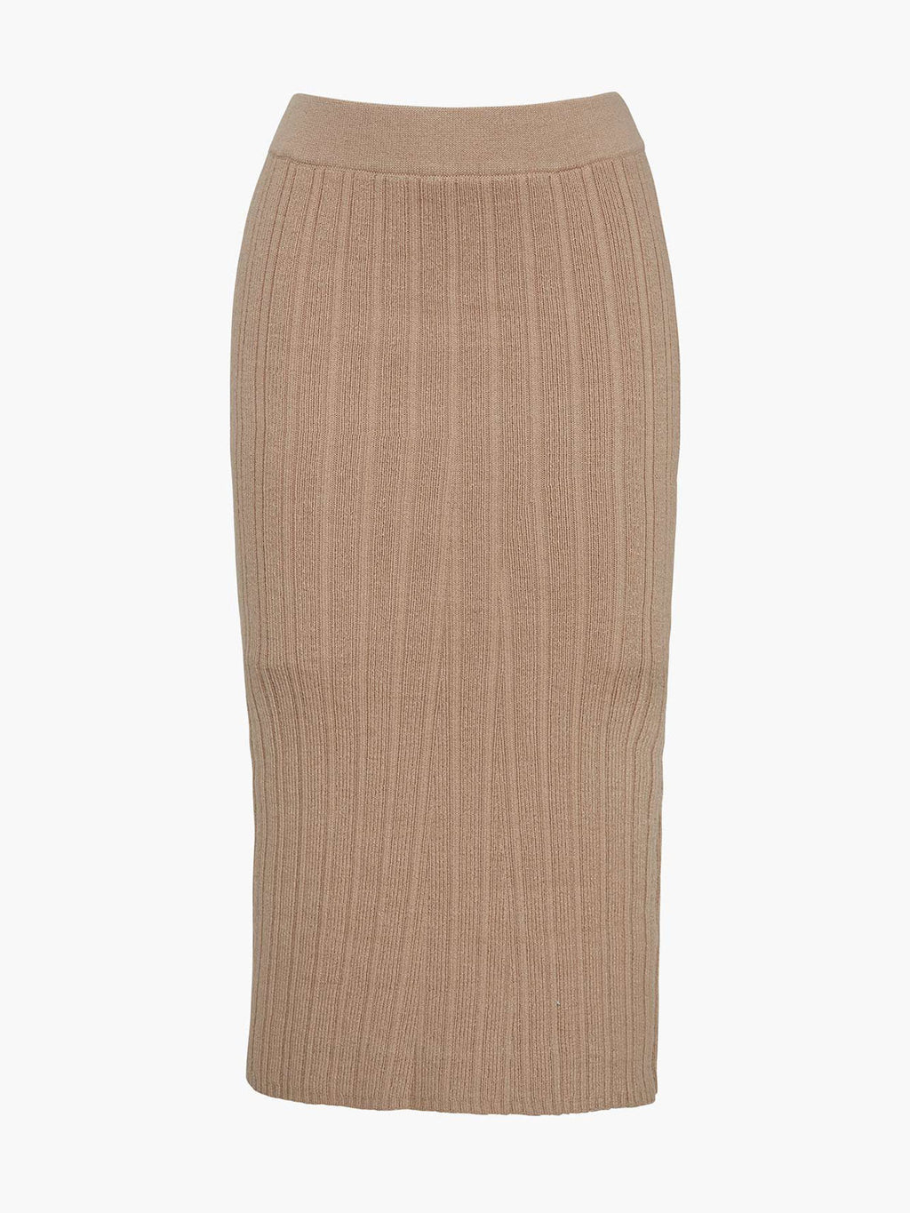 Ava Skirt | Pale Camel