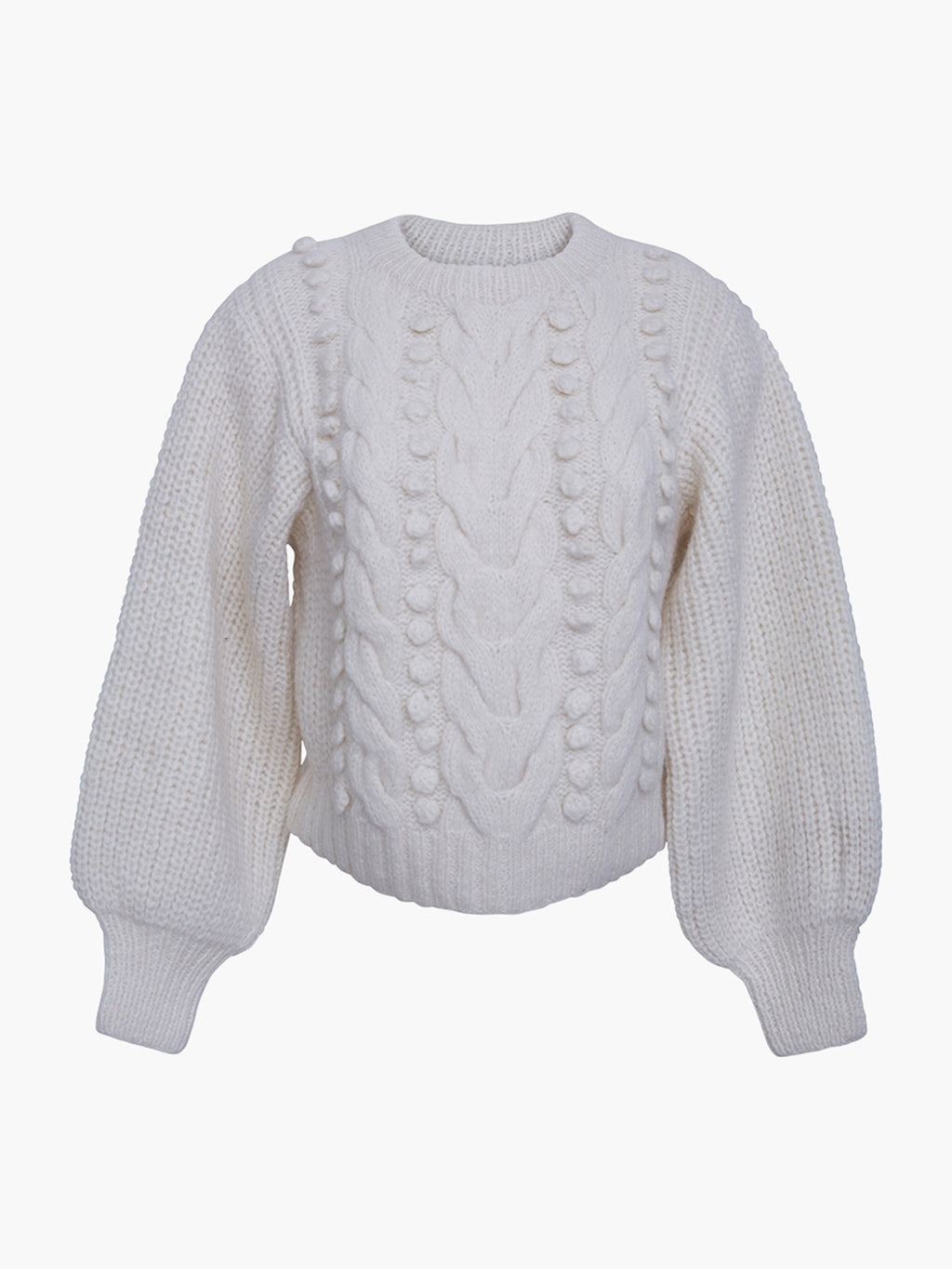 Charlotte Sweater | Ivory