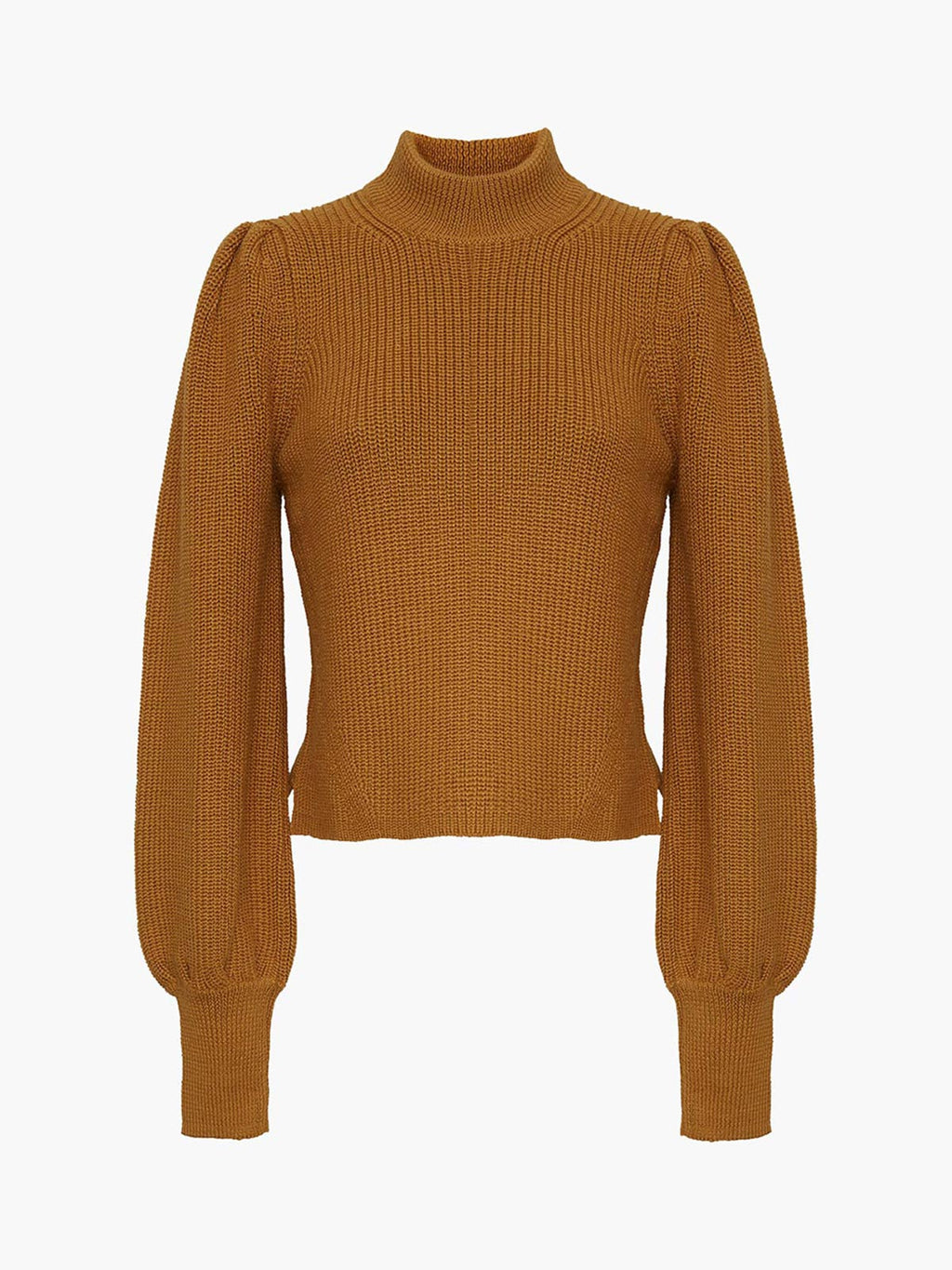Mia Sweater | Mustard