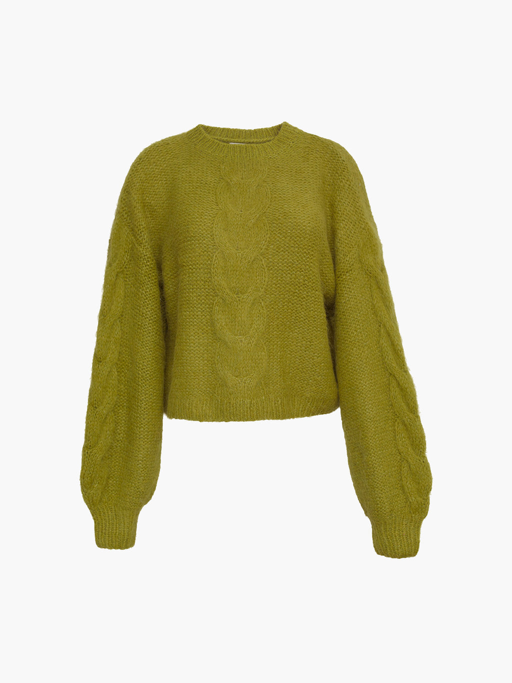 Sophia Sweater | Citrine