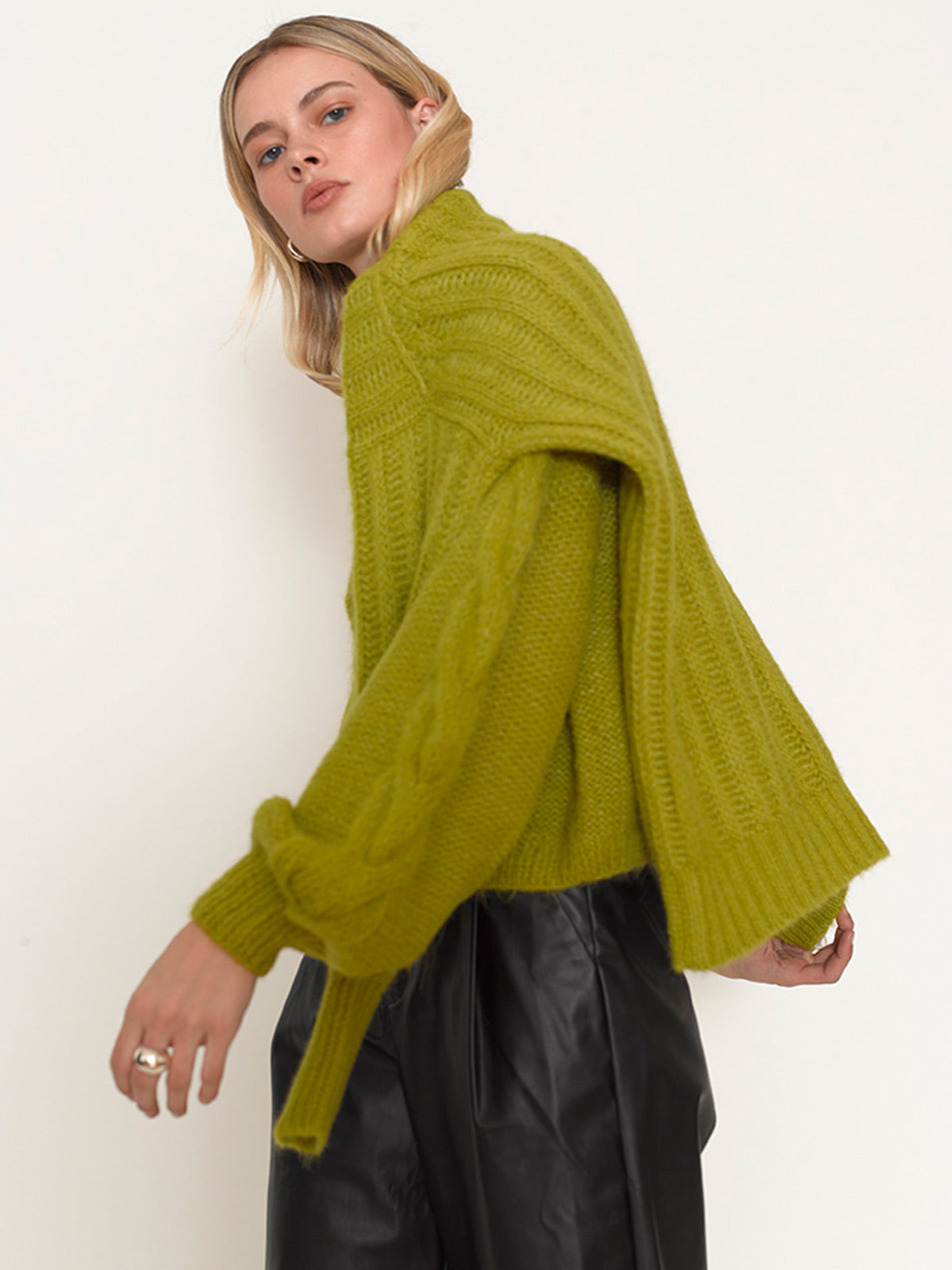 Sophia Sweater | Citrine Sophia Sweater | Citrine