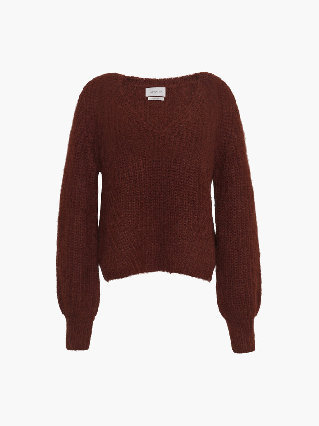 Tess Sweater | Cocoa
