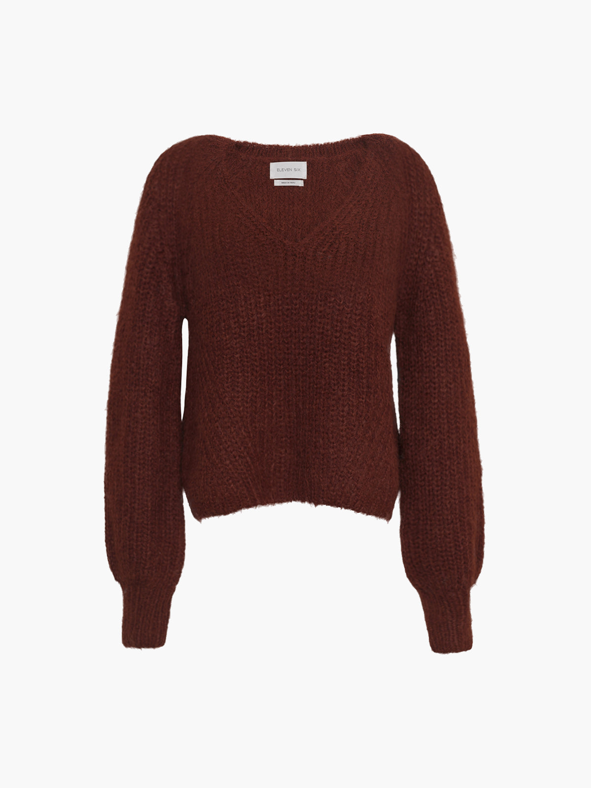 Tess Sweater | Cocoa Tess Sweater | Cocoa