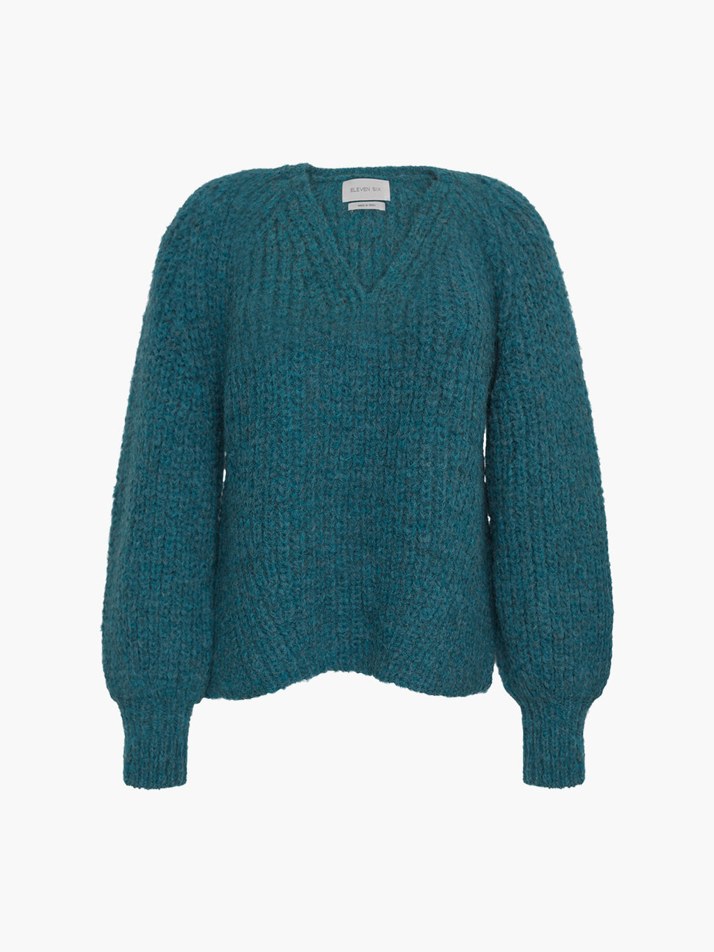 Tess Sweater | Teal