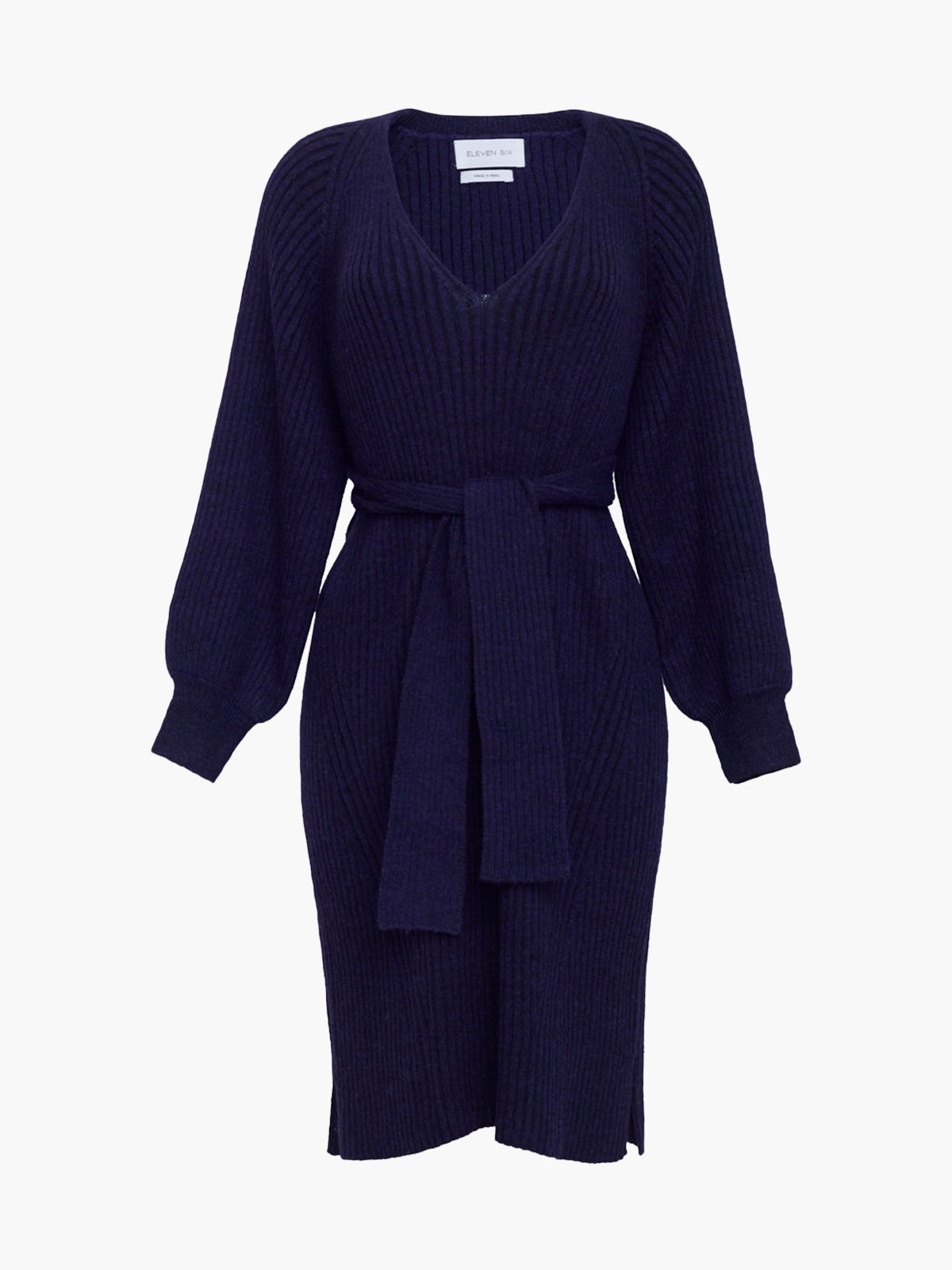 Ines Dress | Navy/Black Combo Ines Dress | Navy/Black Combo
