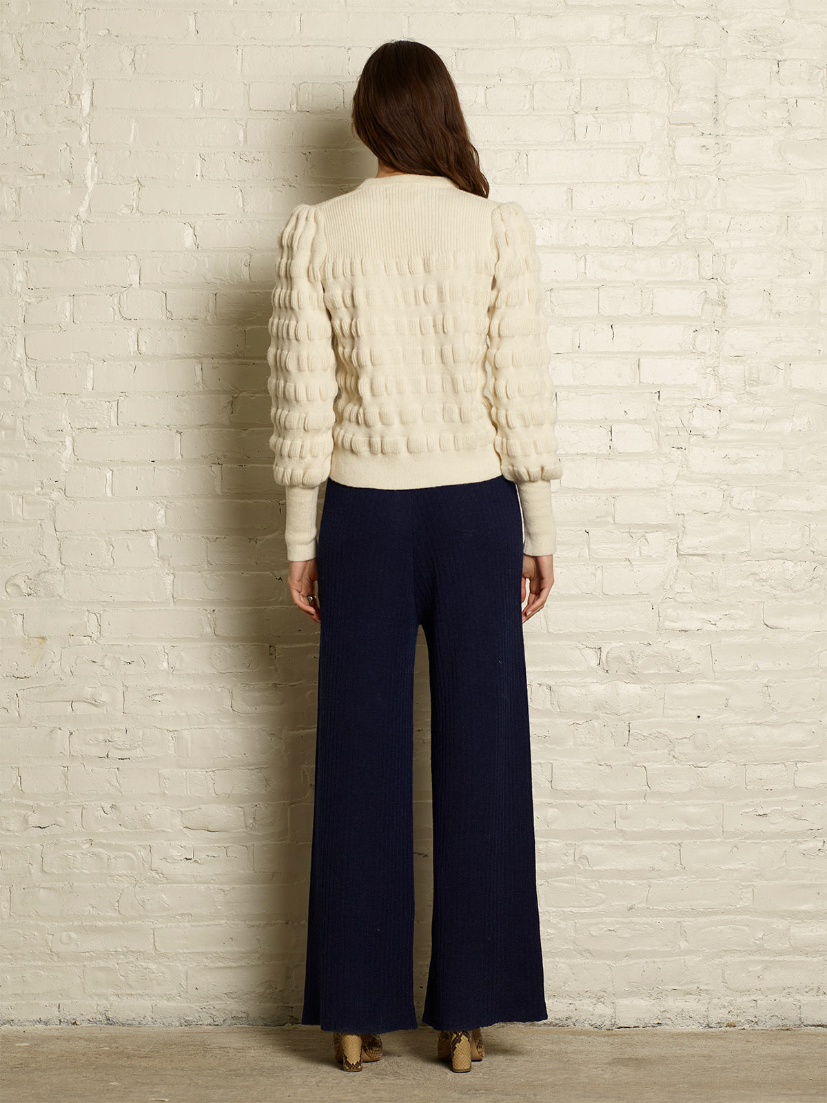 Aimee Sweater | Ivory