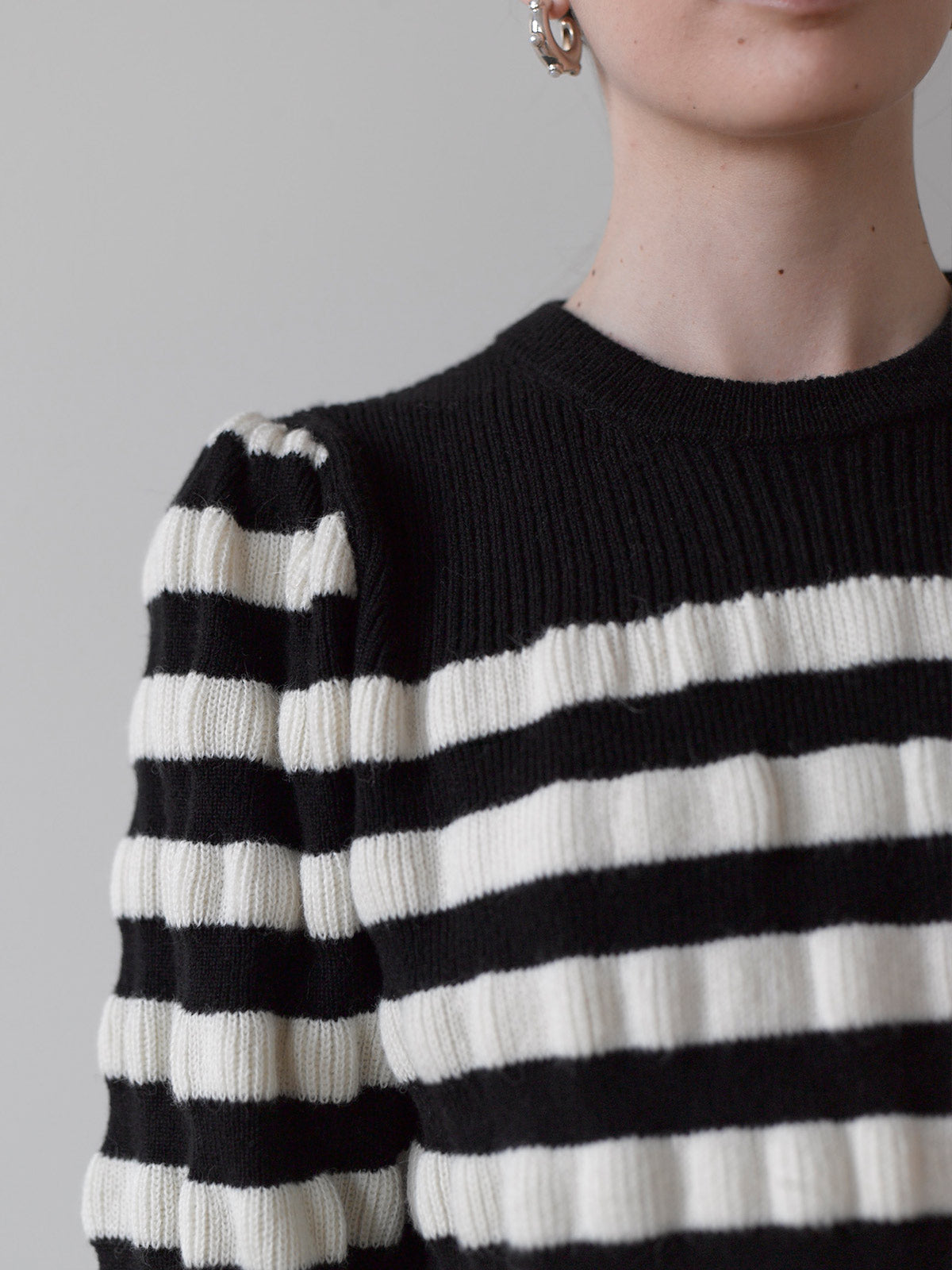 Aimee Sweater | Striped