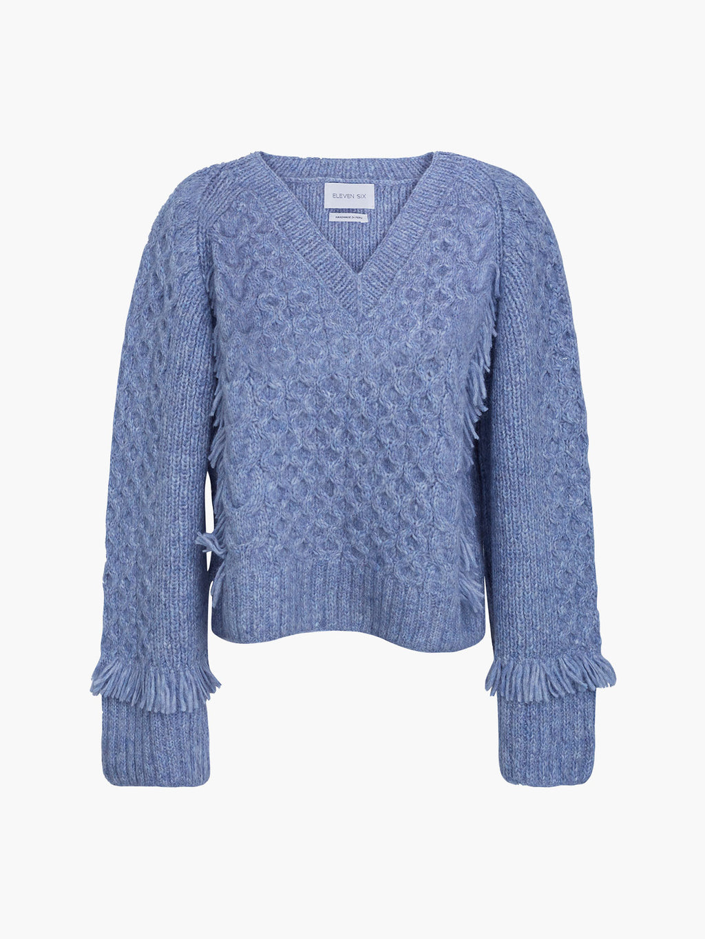 Bella Sweater | Cloud Blue