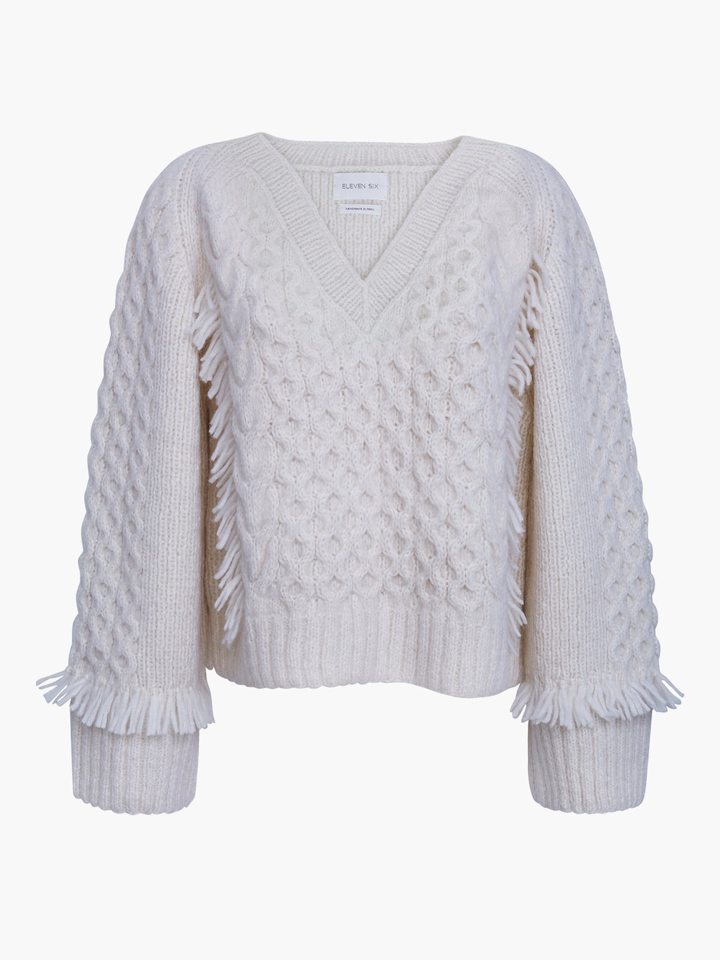Bella Sweater | Ivory