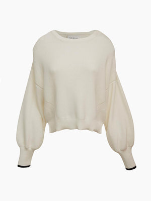 Layla Sweater | Snow Layla Sweater | Snow
