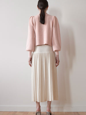 Mia Sweater | Blush Pink Mia Sweater | Blush Pink