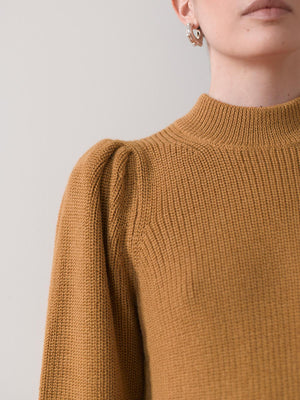 Mia Sweater | Mustard Mia Sweater | Mustard