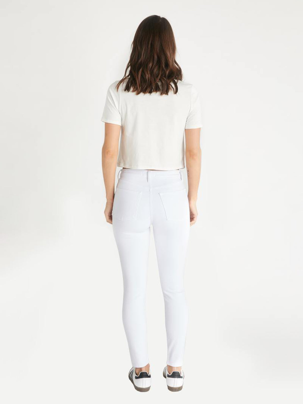 Giselle Skinny | White Dawn