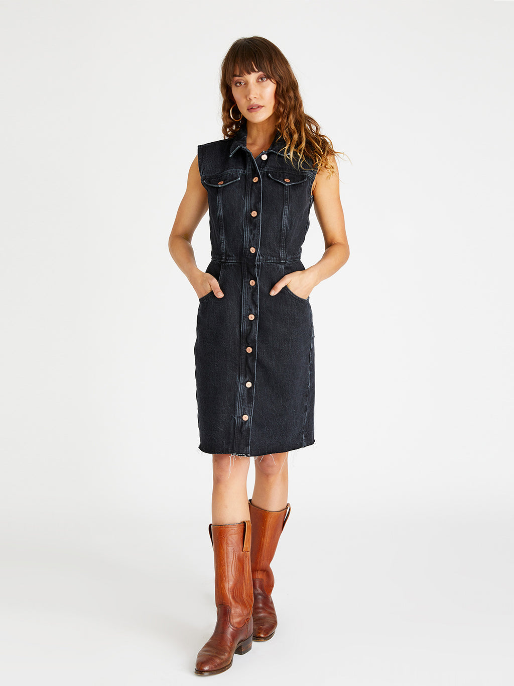 Jori Denim Dress