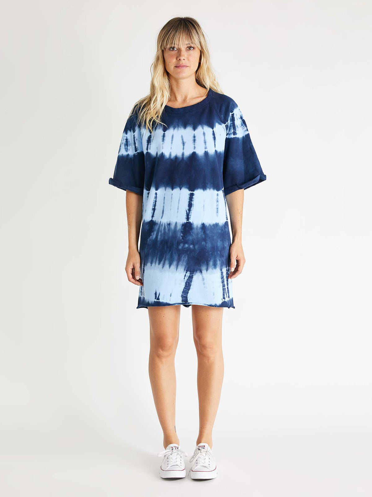 Brooklyn French Terry Dress