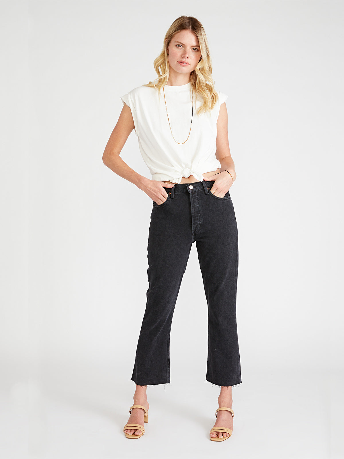 Josie Pop Crop Jean